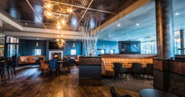 The Prom Bar Riverside Park Hotel