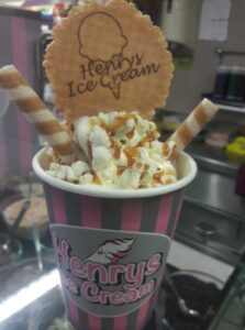 Henry Hayes ice cream
