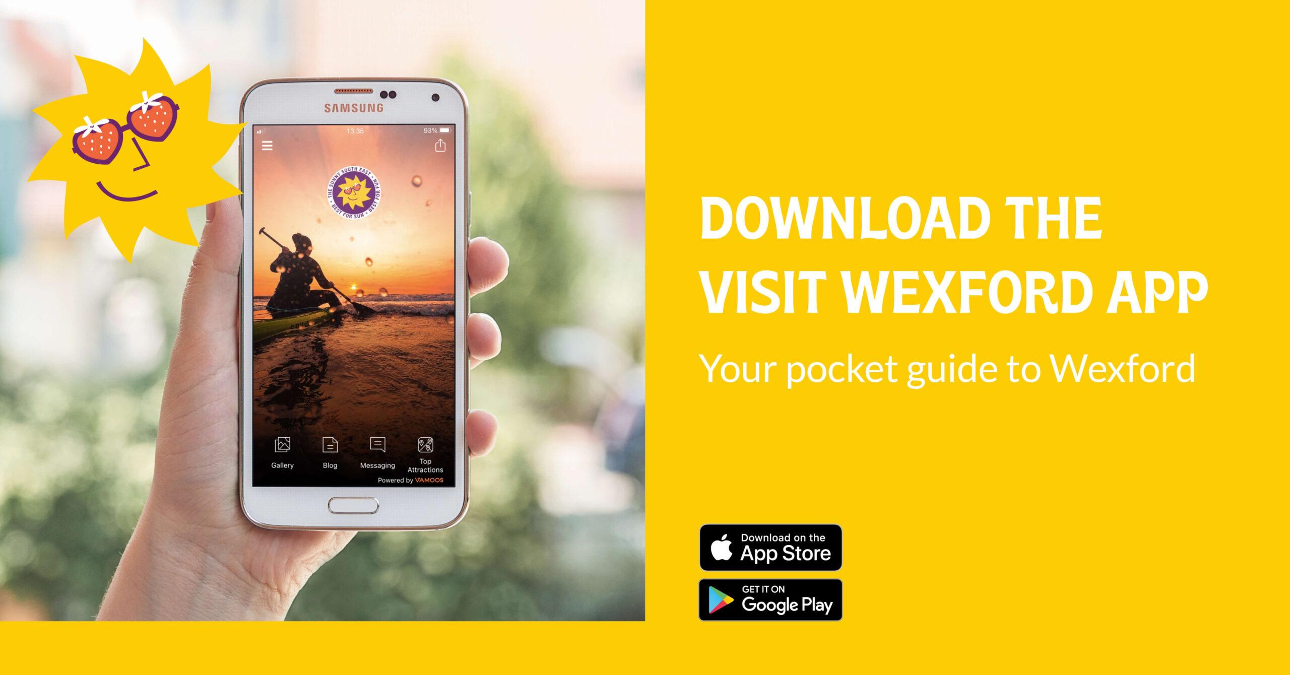 visit wexford app web banner
