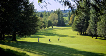 Golf in Wexford Town