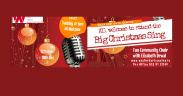 Big Christmas Sing Wexford
