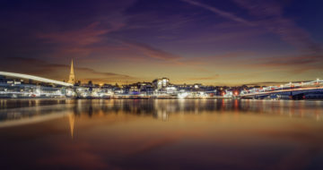 Wexford Harbour Photography by Michal Mroz