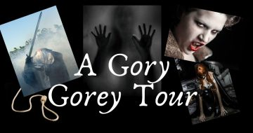 gory gorey gallivanting tours