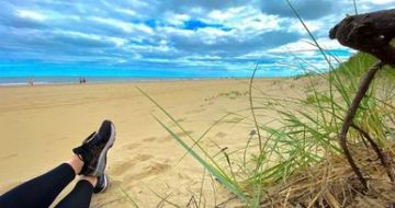 Sarah Buttle Curracloe Beach