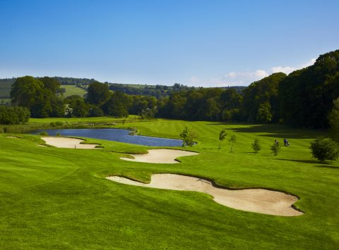 Golf in Wexford Bunclody Course