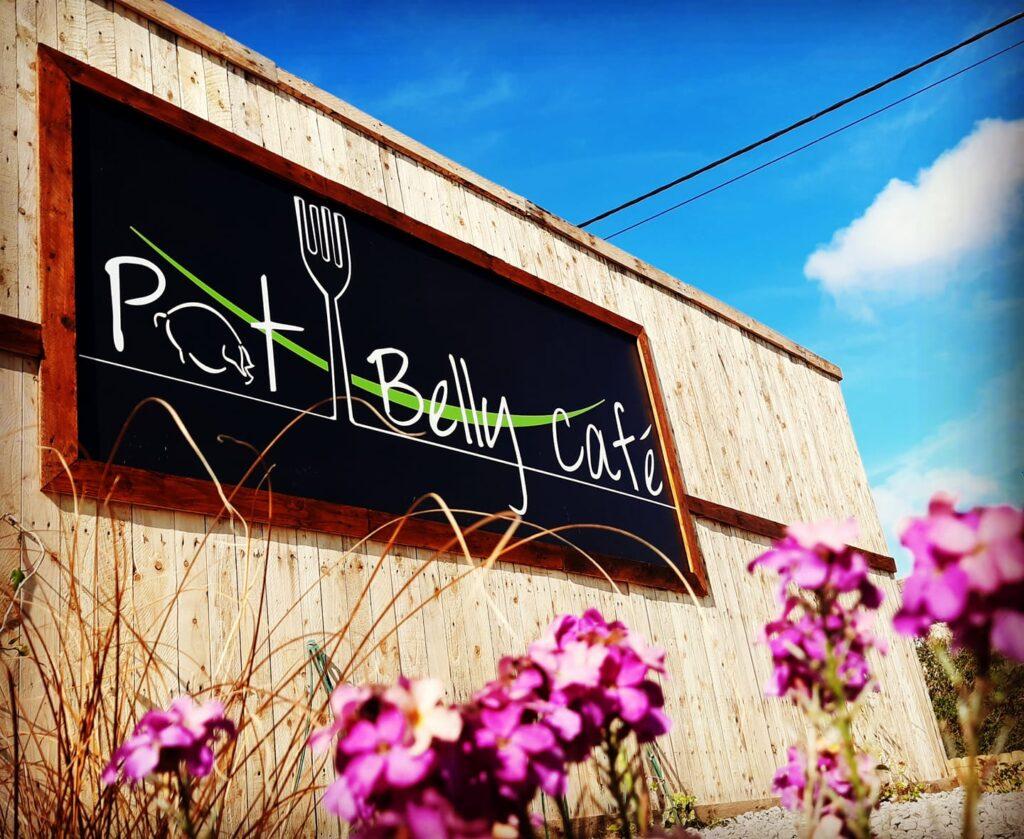Pot Belly Cafe