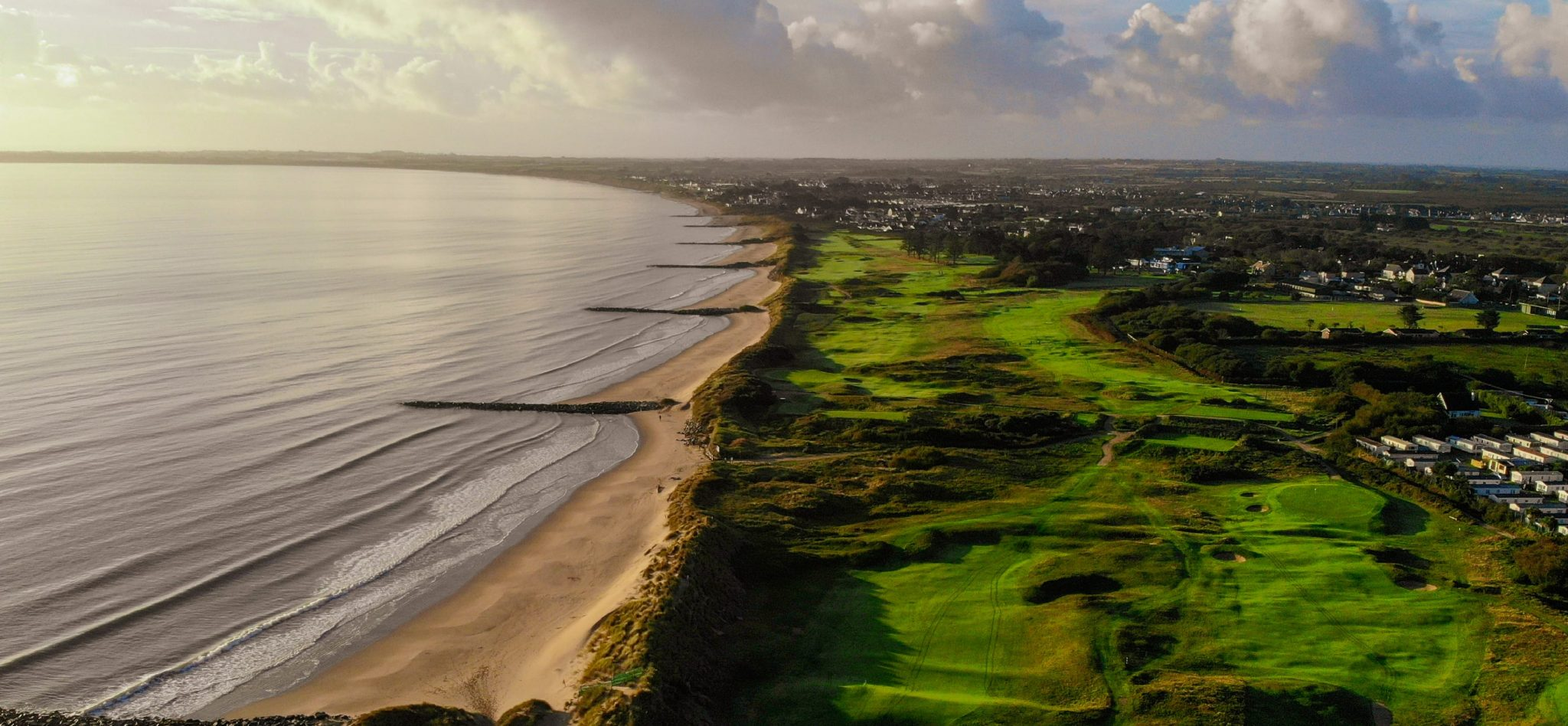 Golf in Wexford Rosslare Course