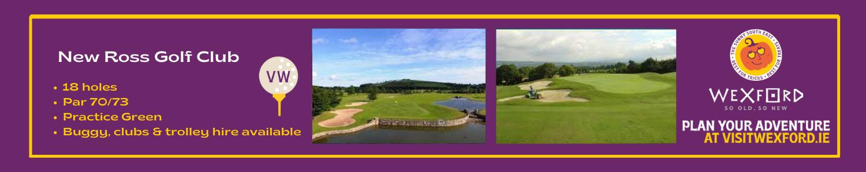 new ross golf club