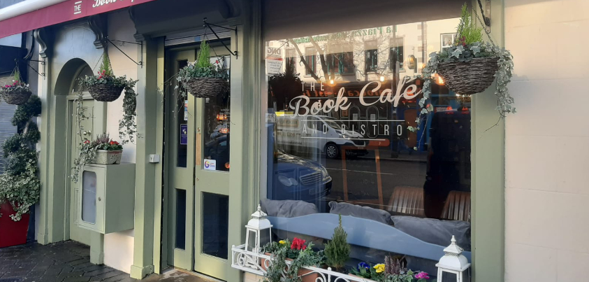The Book Cafe and Bistro